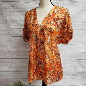 Michael Kors Silk Tunic